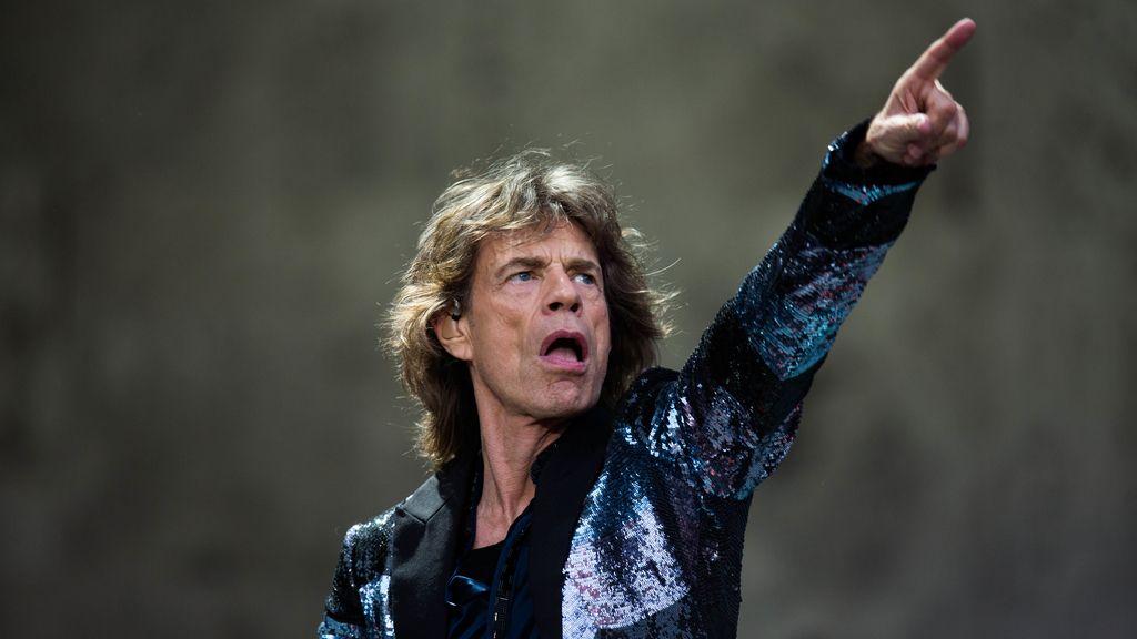 Mick Jagger, Mundial