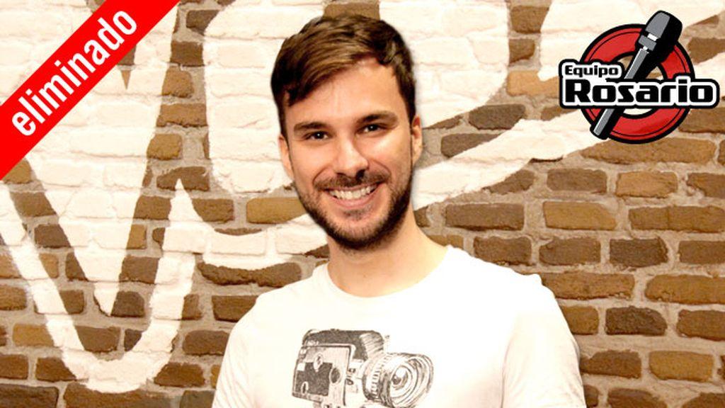 Gonzalo Alcaín, 32 años, equipo Rosario | Eliminado
