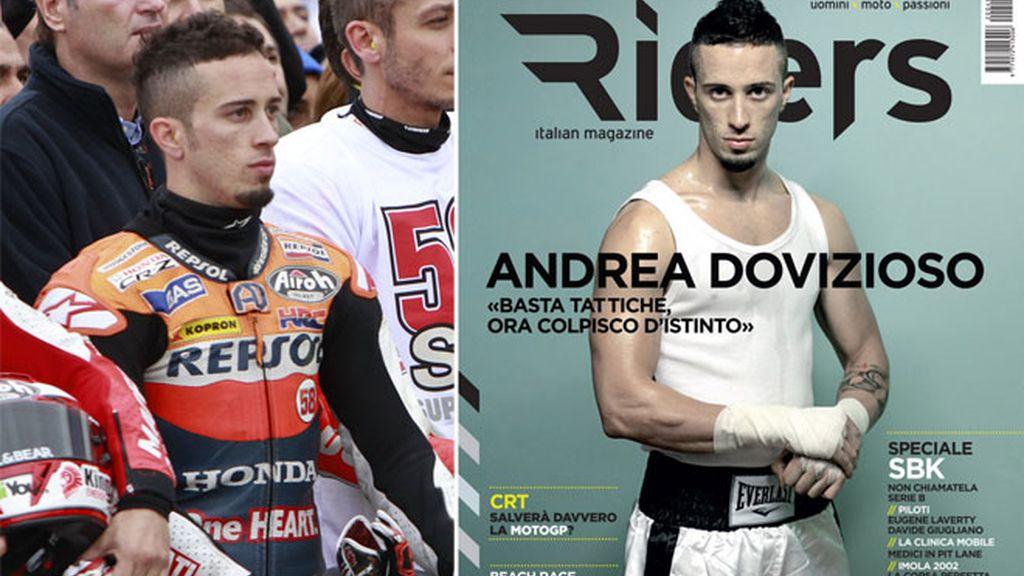 Moto GP: Pilotos dentro y fuera del paddock