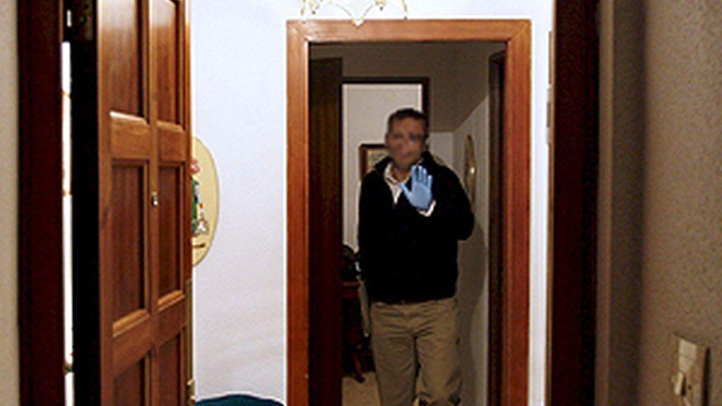 Tras asesinar a su pareja, el hombre intentó quitarse la vida. Vídeo: Informativos Telecinco.