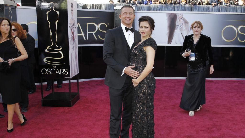 Channing Tatum y su mujer Jenna Dewan