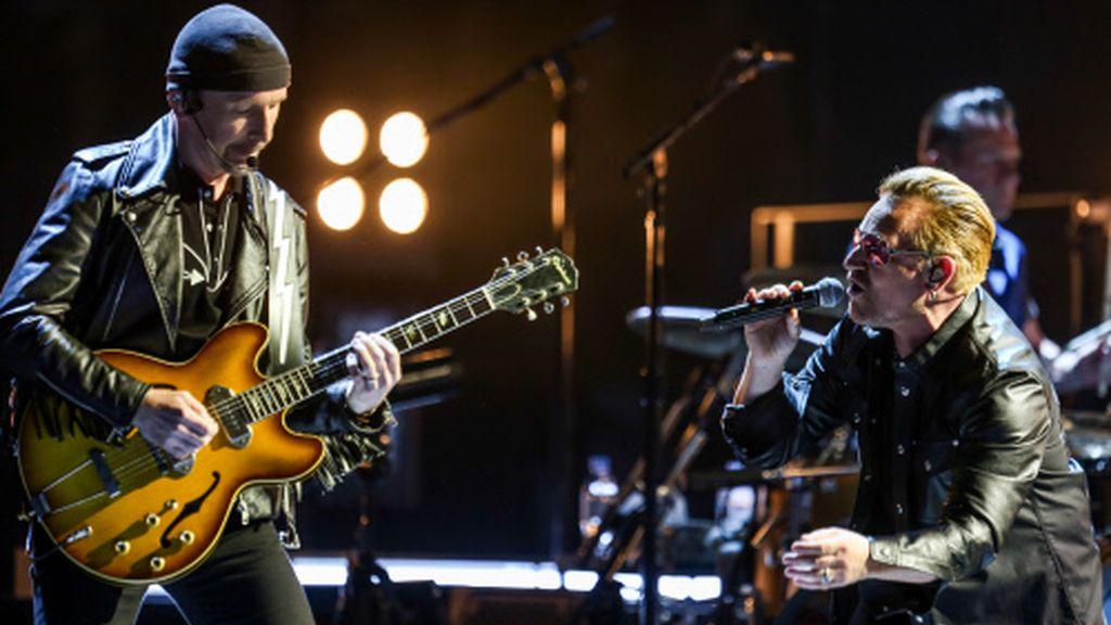 U2 cancela sus conciertos de este fin de semana en París