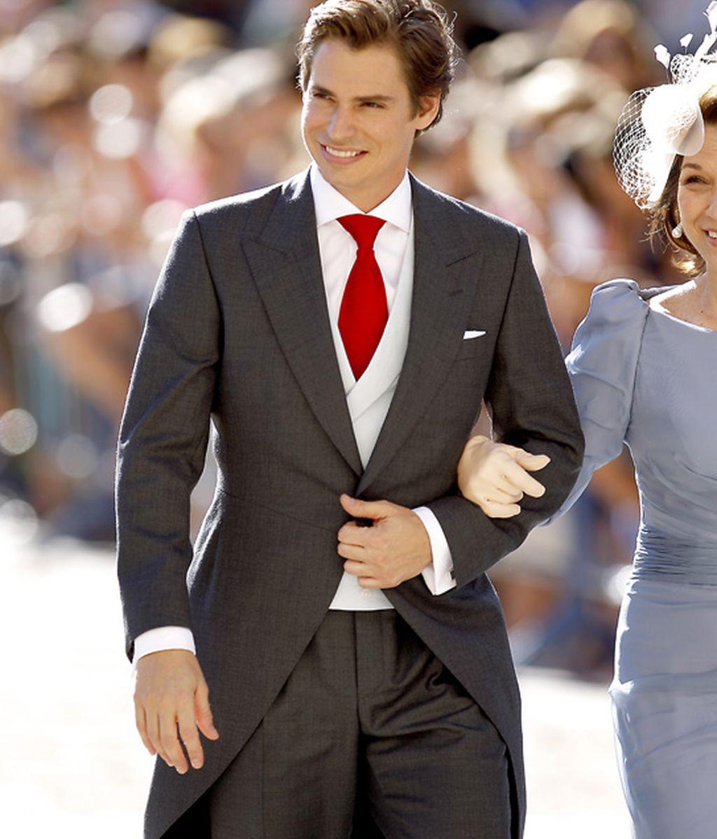 Carlos Baute se casa por todo lo alto en El Escorial