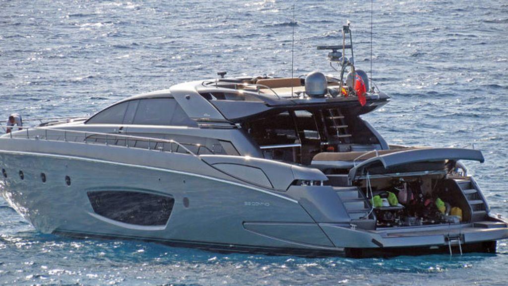 Leonardo DiCaprio vuelve a Ibiza con buena compañía