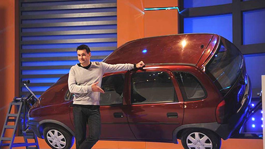 Este fabuloso coche puede ser tuyo