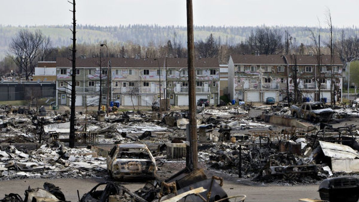 Barrio Fort McMurray