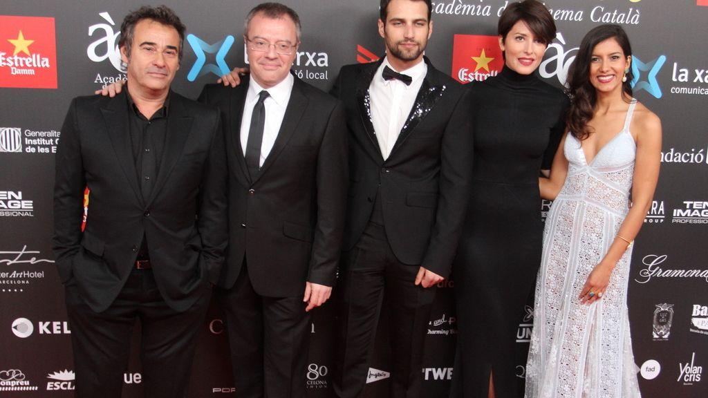 El Niño, la película más laureada en los Premio Gaudí en Barcelona con siete galardones