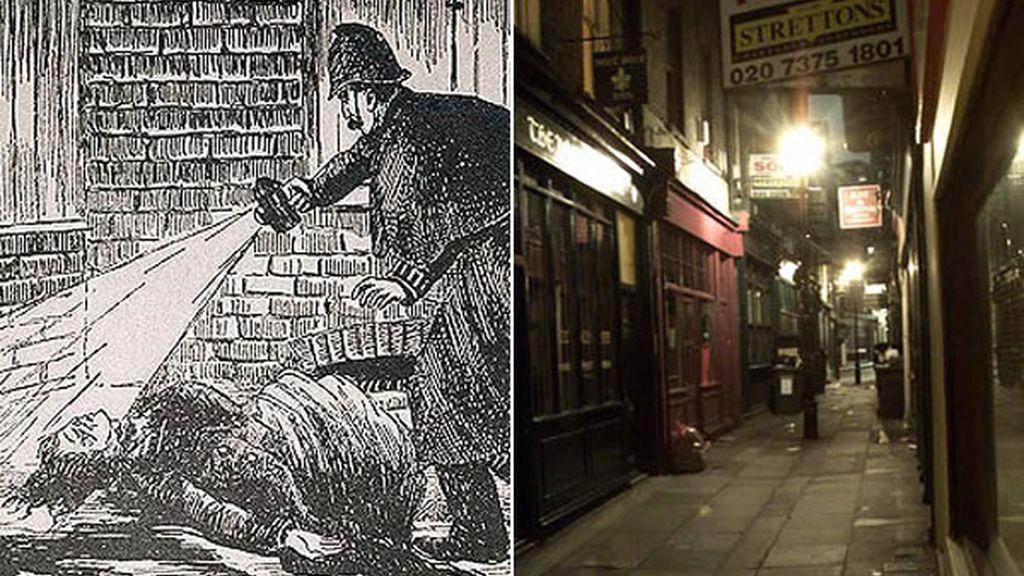 Whitechapel, Londres. Jack El Destripador asesinó en sus calles