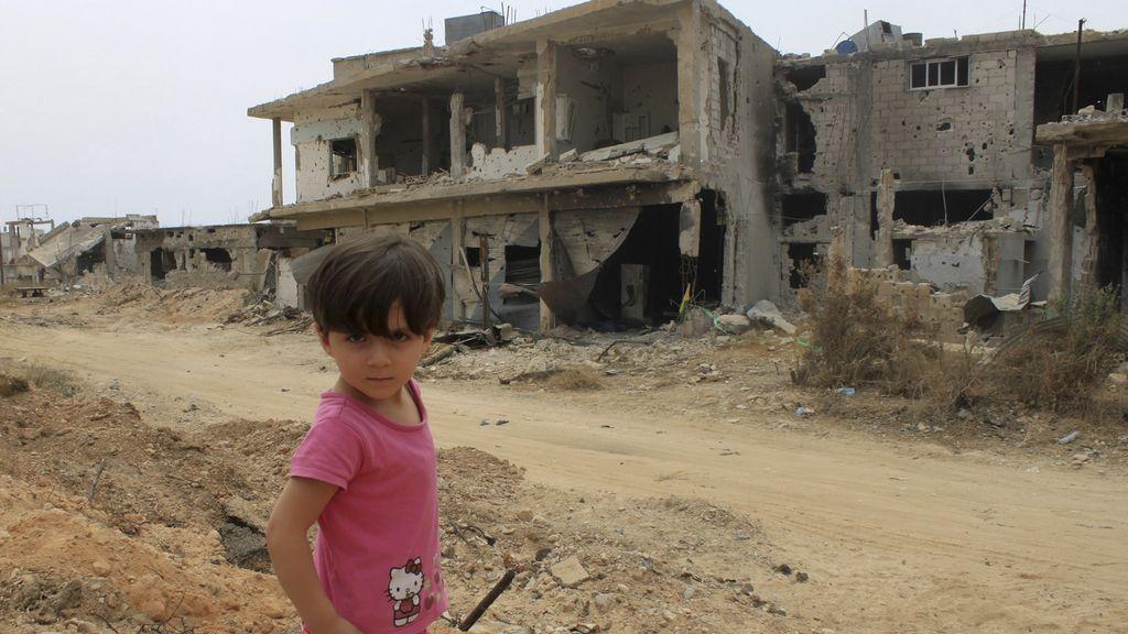 Las fuerzas leales a Al Assad matan a un centenar de personas en Al Qusair