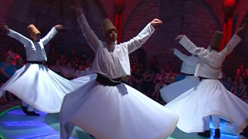 Danzas turcas