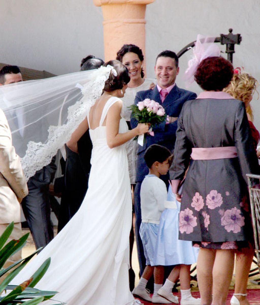 La boda de Morante de la Puebla