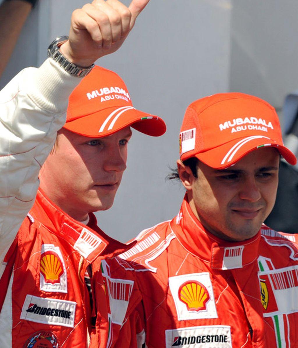 Felipe Massa saldrá desde el segundo puesto