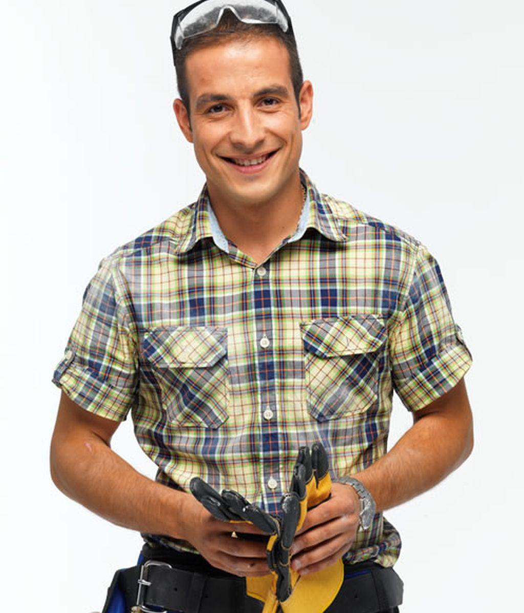 Pepe Muro, jefe de obra