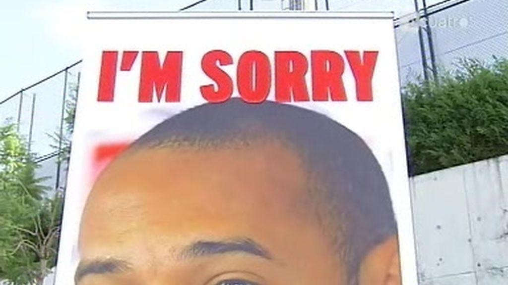 Muchas reacciones después de la mano de Thierry Henry