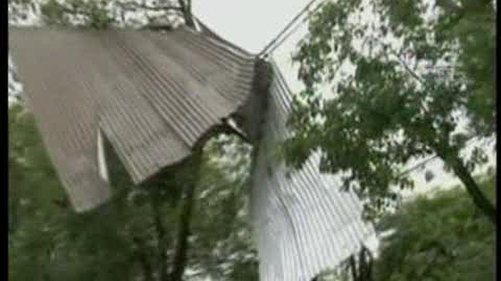 Al menos 6 muertos en un tornado en Argentina