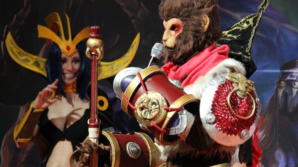 Wukong, el simio de League of Legends