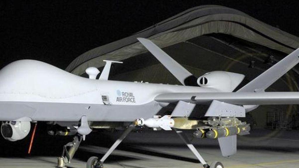 Drones, aviones no tripulados