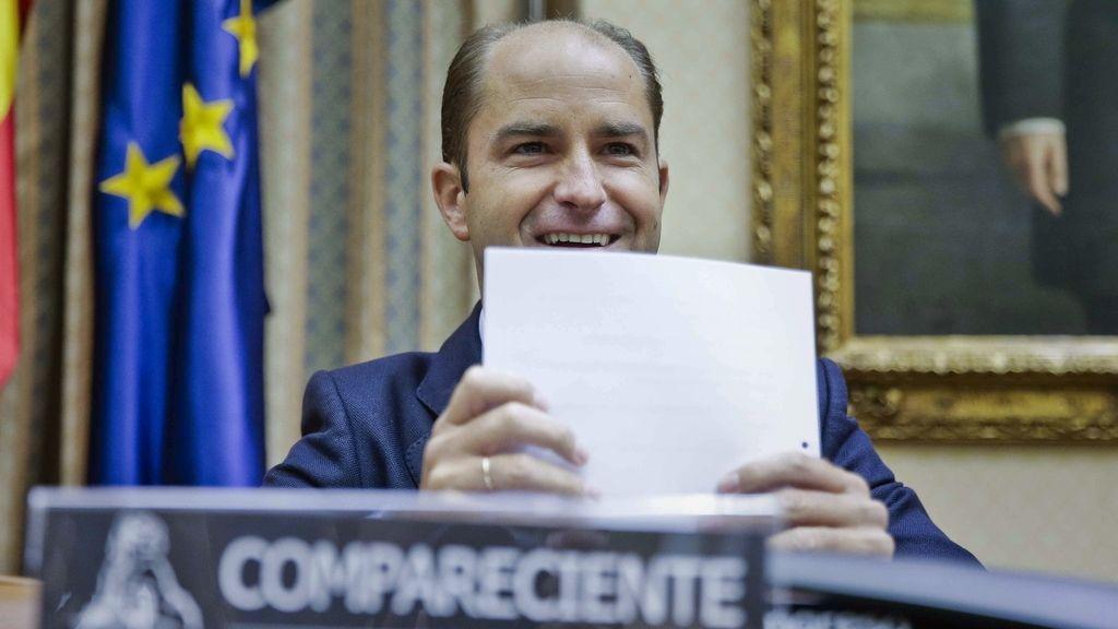 El secretario de Estado de Empleo, Juan Pablo Riesgo