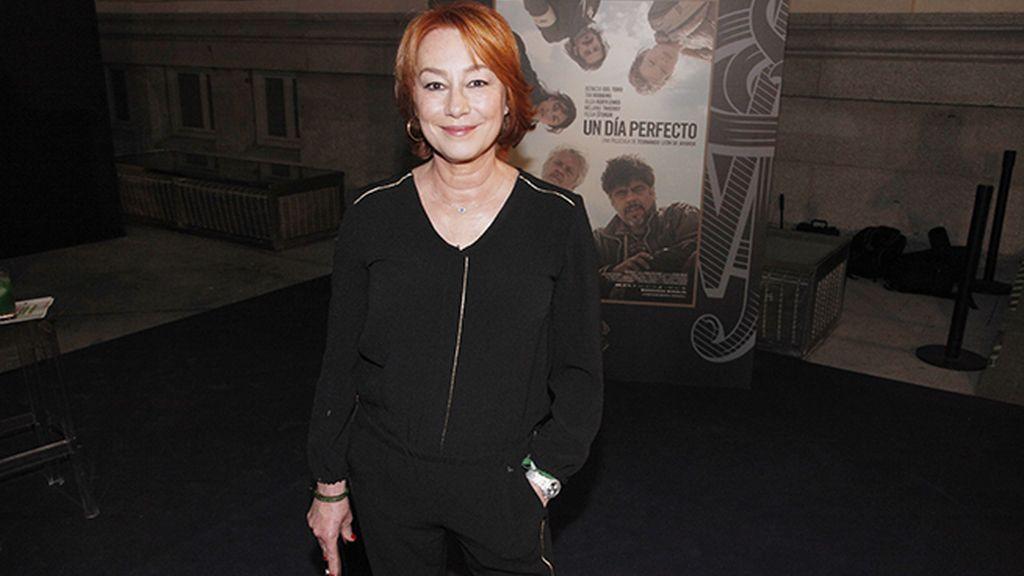 Gracia Querejeta, vicepresidenta de la Academia de cine