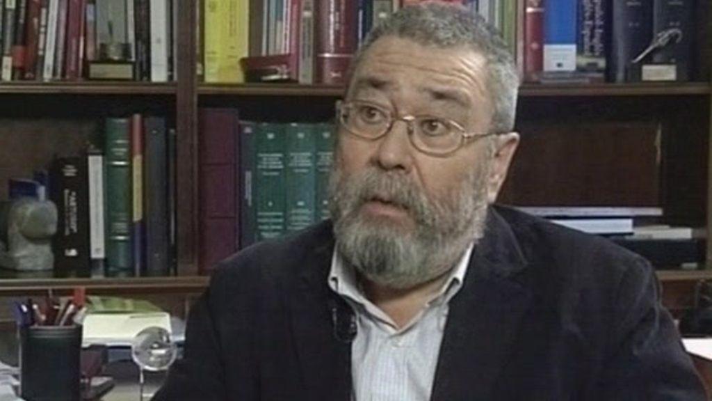 Iñaki Gabilondo entrevista a Cándido Méndez, secretario general de UGT (1 de 2)