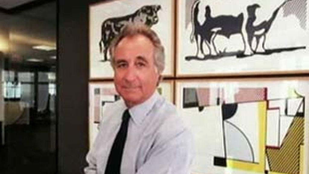 Imagen de archivo de Bernard Madoff. Foto: Informativos Telecinco.