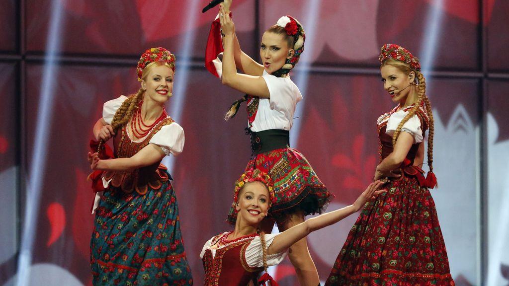 Donatan & Cleo representando a Polonia