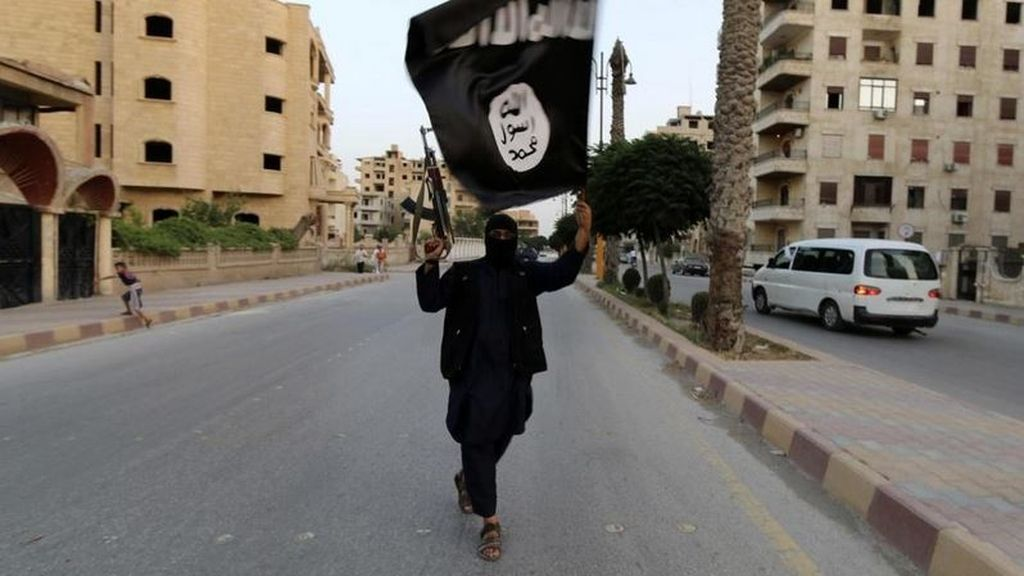 El 'selfie' de un militante del Estado Islámico desemboca en un bombardeo estadounidense