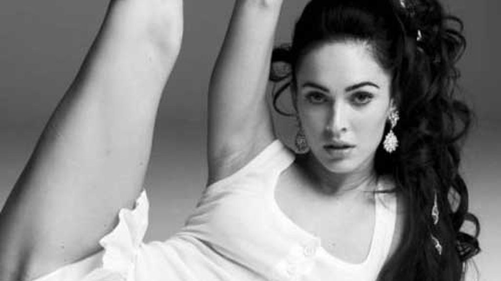 Las fotos censuradas de Megan Fox