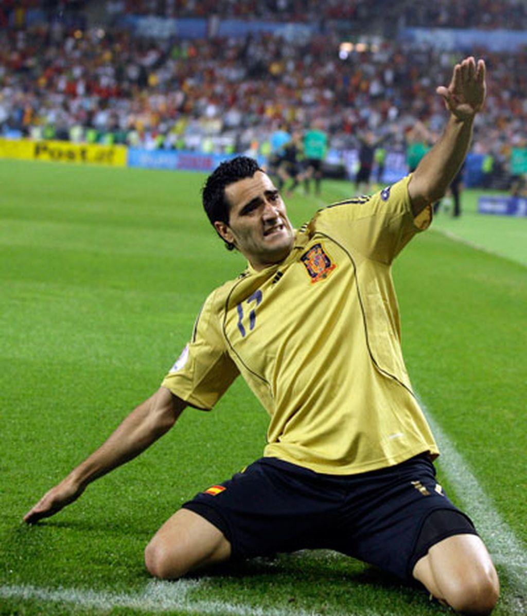 Los gestos de los futbolistas