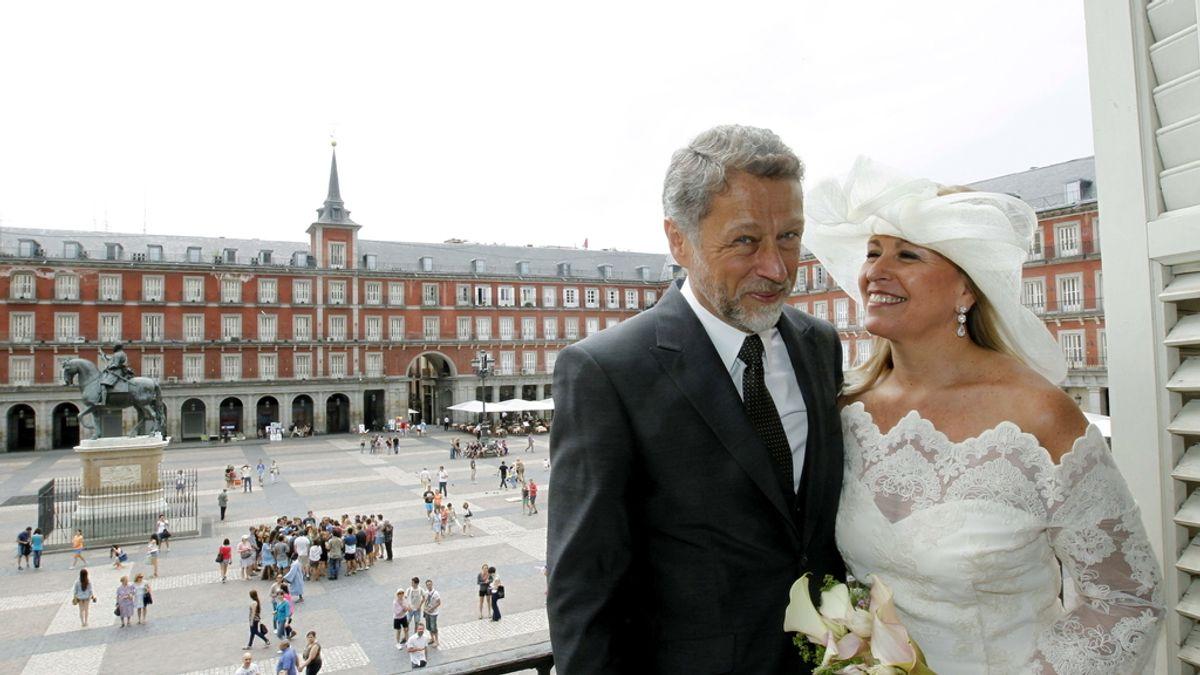 Trinidad Jiménez se casa