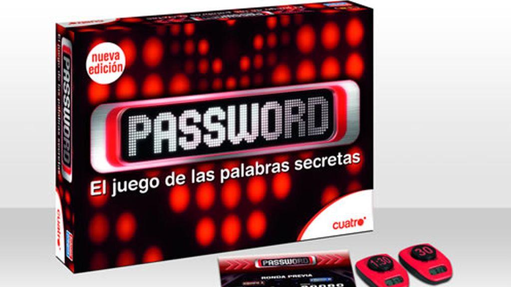 Nuevo juego Password