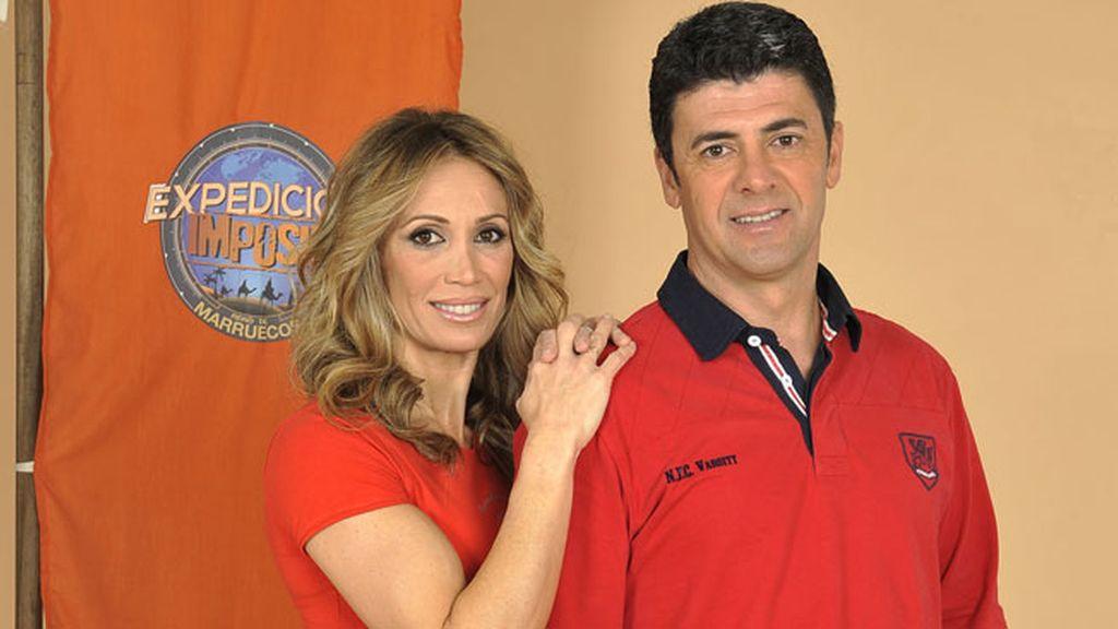 Alejandro y Cristina (EQUIPO ROJO)
