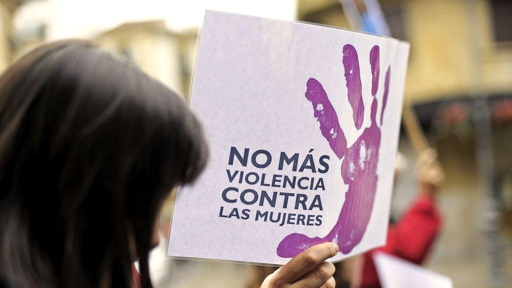 Día Mundial contra la violencia de género. Foto: EFE