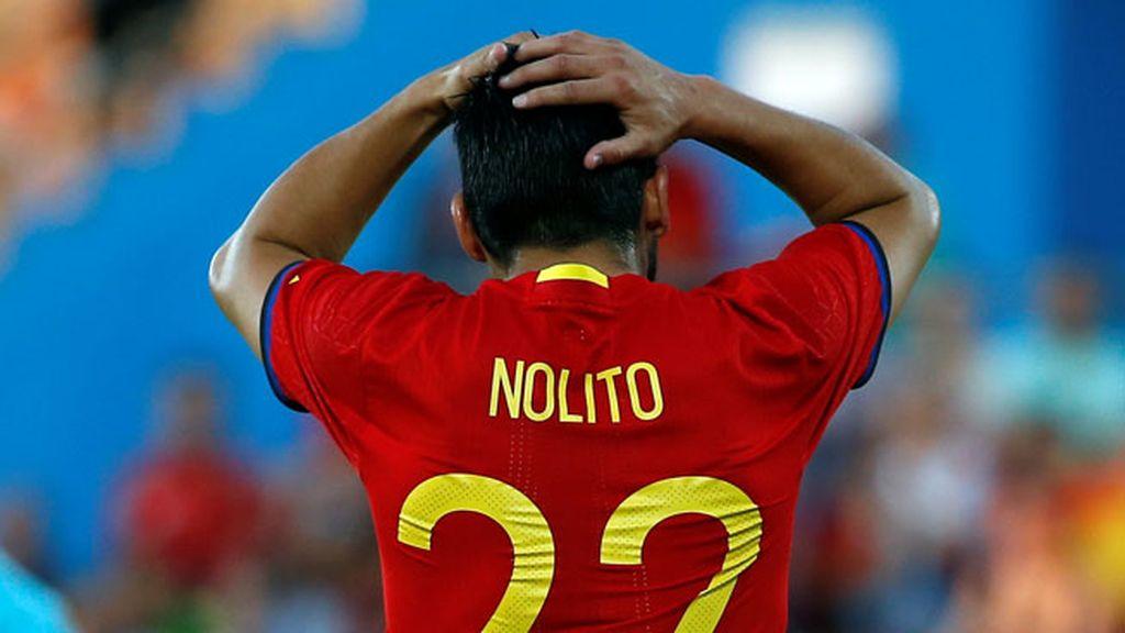 Nolito, Celta de Vigo, Manchester City