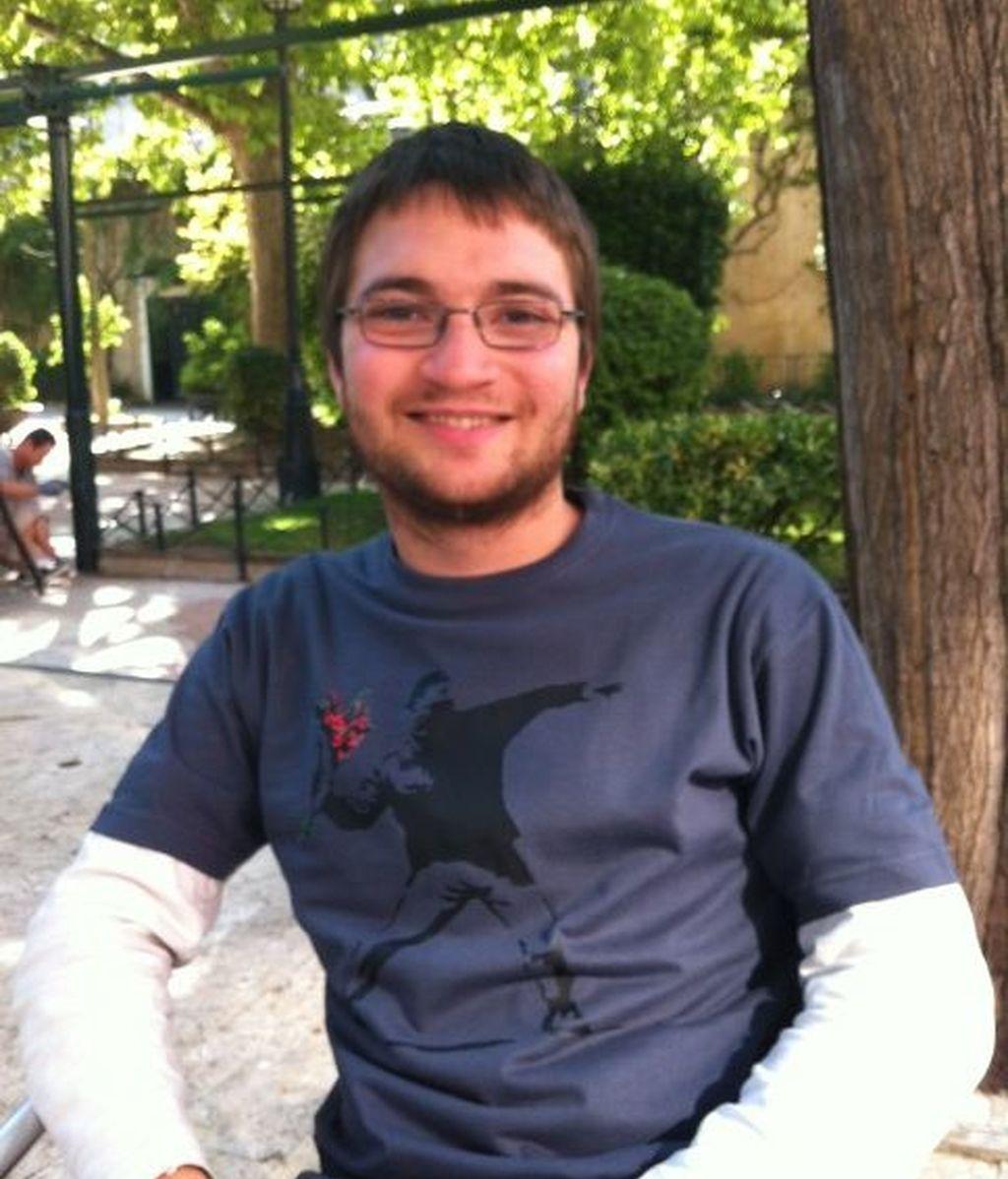 Detenido el dirigente de Juventudes Comunistas de Extremadura Rafael González por los hechos en Los Salesianos de Mérida