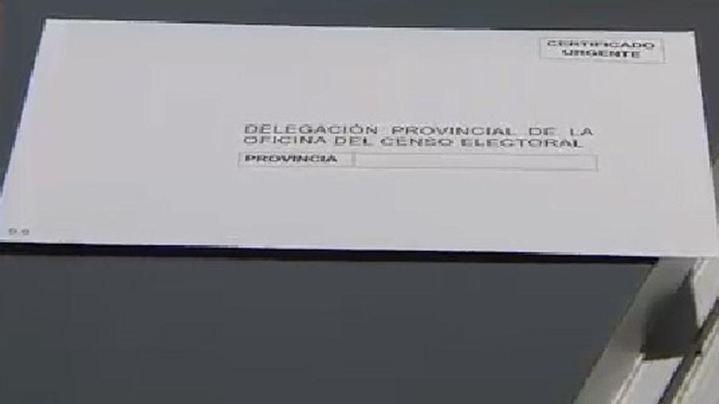 Último día para solicitar el voto por correo para las generales