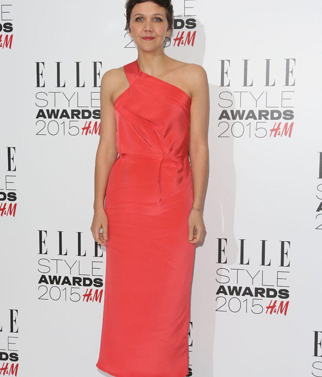 La newyorkina actriz, Maggie Gyllenhaal