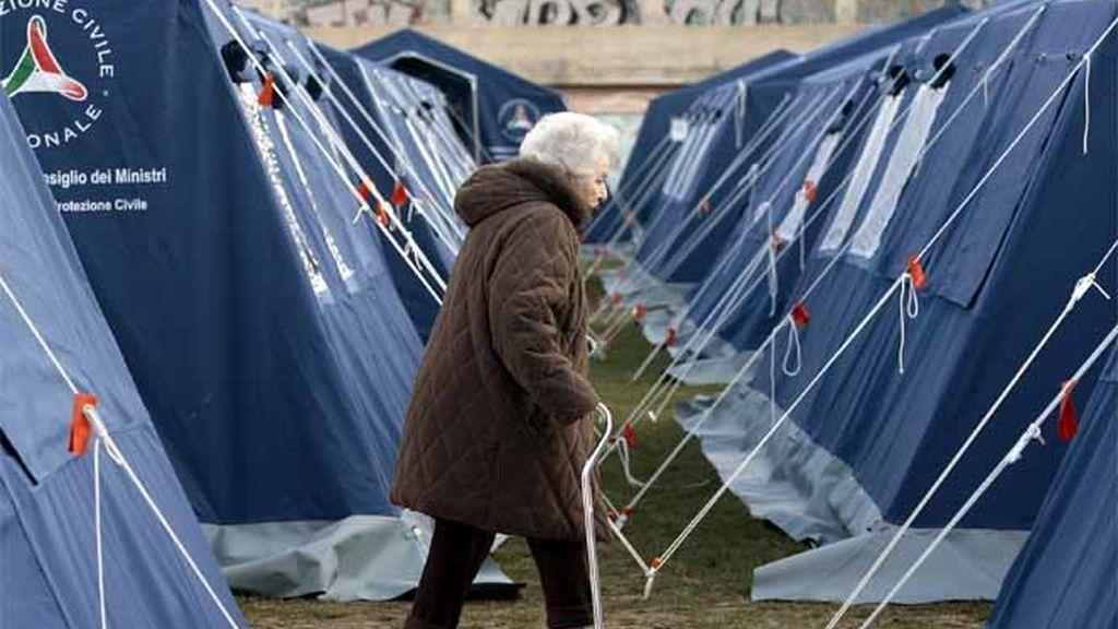 Miles de personas sin hogar