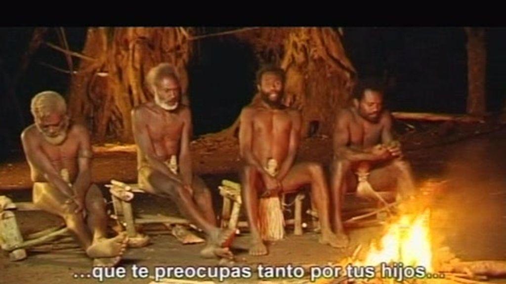 Los Nakulamené exponen sus preocupaciones a los Moreno-Noguera