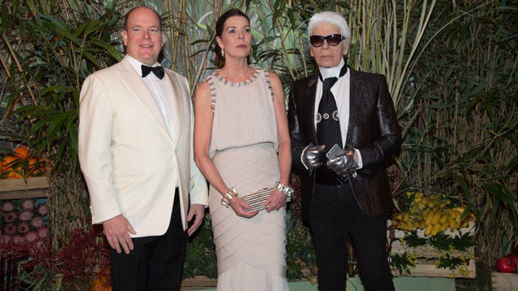 Karl Lagerfeld ha sido el encargado de la decoración de temática cubana