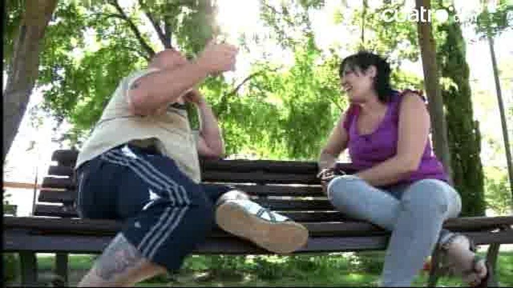 Antonio no puede con Raquel