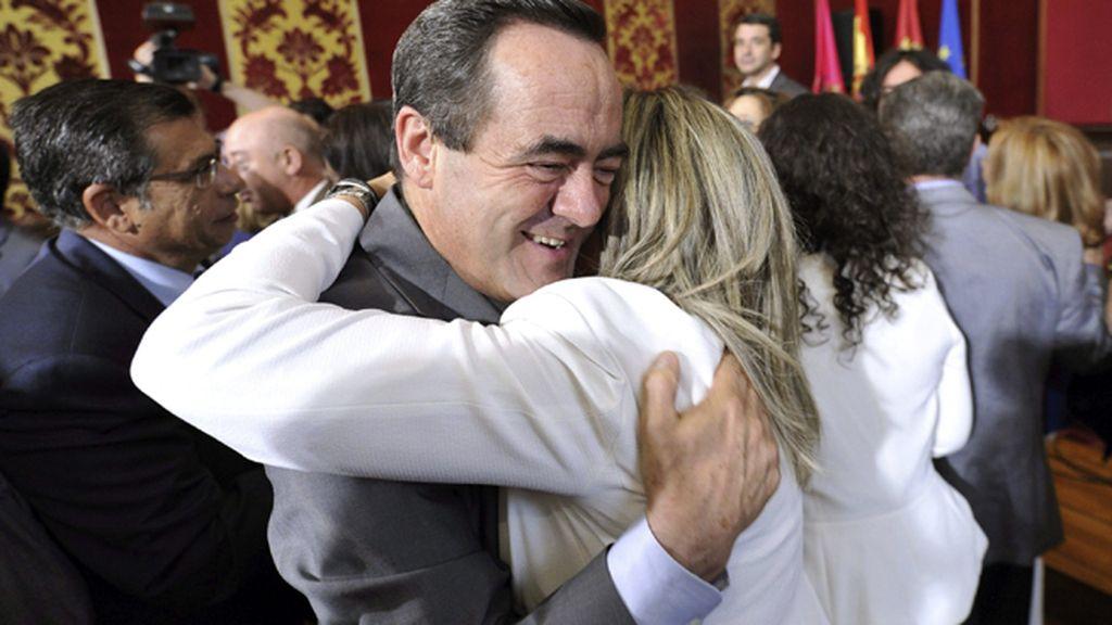 Milagros Tolón, elegida alcaldesa de Toledo