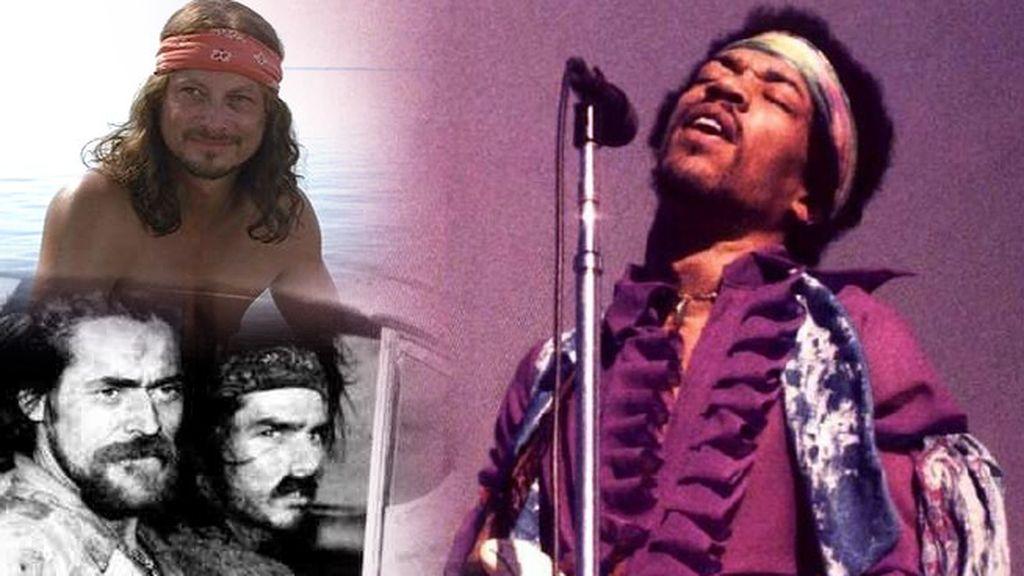 La bandana de Jimi Hendrix