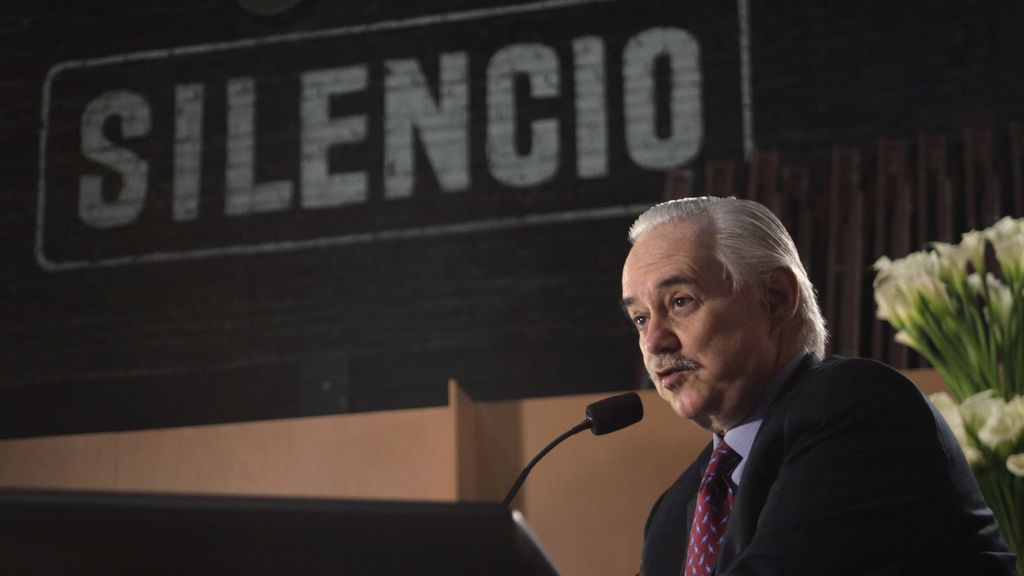 Lorenzo Zambrano, presidente de Cemex