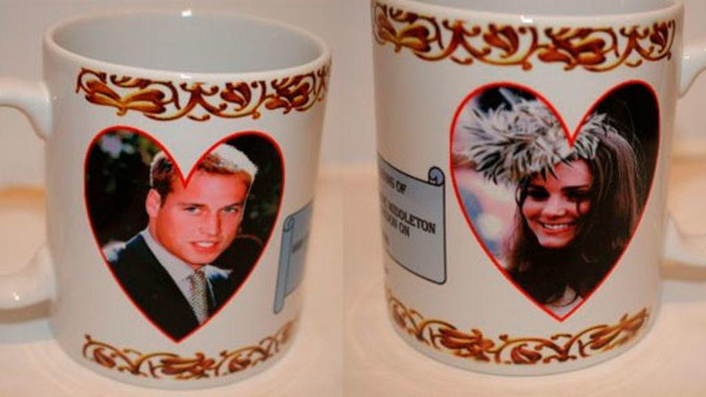 souvenirs boda píncipe guillermo kate middleton