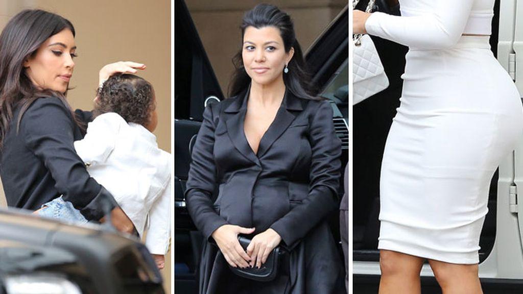 Kim Kardashian ha posado desnuda y luciendo retaguardia para la revista 'Paper'
