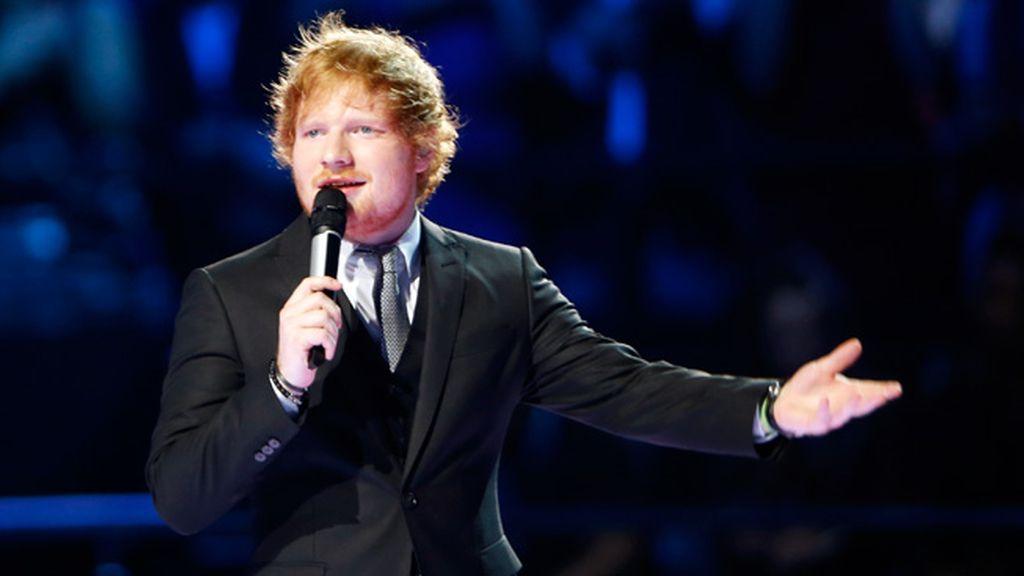 Ed Sheeran, presentador de la gala