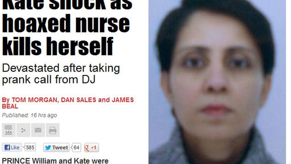 La enfermera de Kate, una madre adorable y una trabajadora intachable