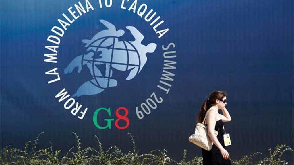 Arranca el G-8