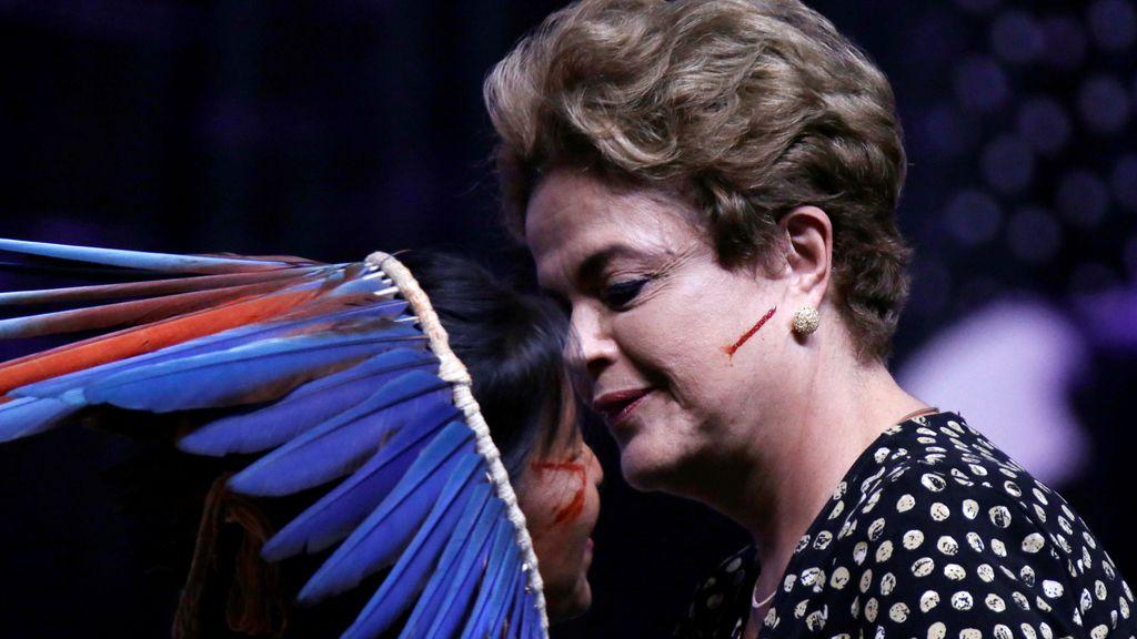 Dilma Rousseff, al borde de la salida del Gobierno